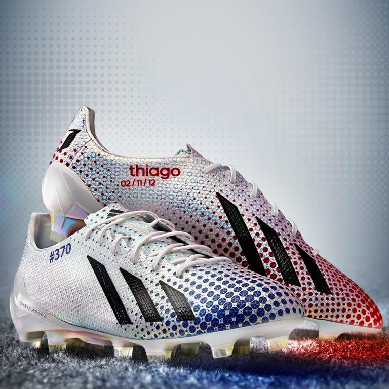 "c36b02c0422 adidas Celebrate Leo Messi´s 371 Goals Record w  the ""Messi 371"" Boots"