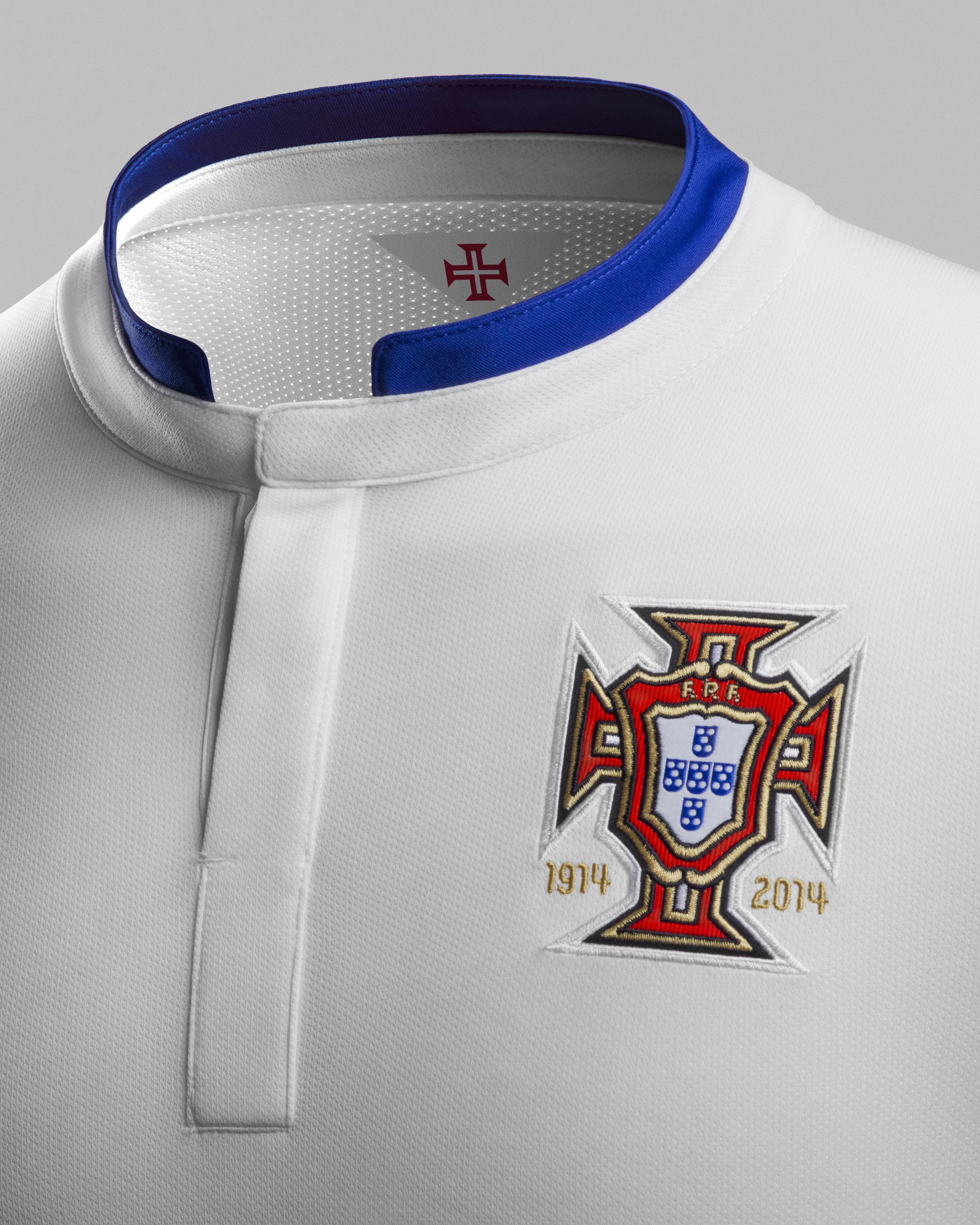 fa3008af7 Portugal World Cup 2014 Away Kit