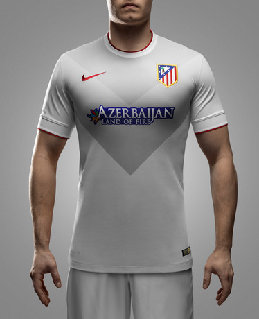 official photos e67f4 b152f Atlético De Madrid 2014-15 Away Kit, by Nike - Pursuit Of ...