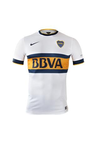 quality design 642af 3f24b Boca Juniors Home & Away Kits 2014-15, by Nike - Pursuit Of ...