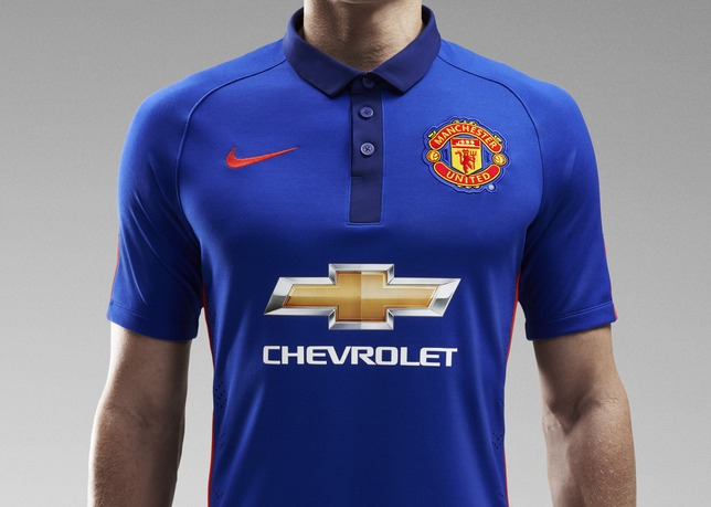 6149c0f93bf Manchester United 2014-15 Third Kit