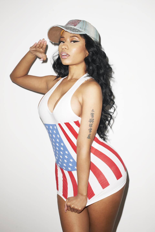 Terry Richardson Nicki Minaj