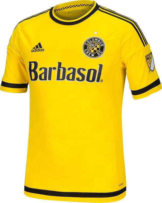 6a1ab26035c Columbus Crew 2015 Primary + Secondary Kits