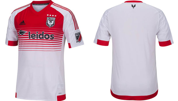 timeless design 20c2c 5708b D.C. United Unveil 2015 Secondary Jersey, by adidas ...