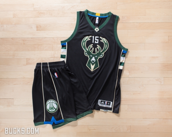 3cba7caa8ce Milwaukee Bucks Unveil