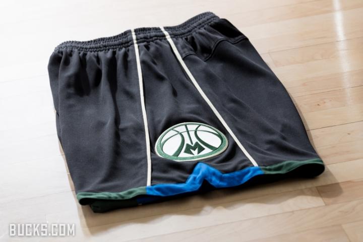 36cdfcb7 Milwaukee Bucks Unveil