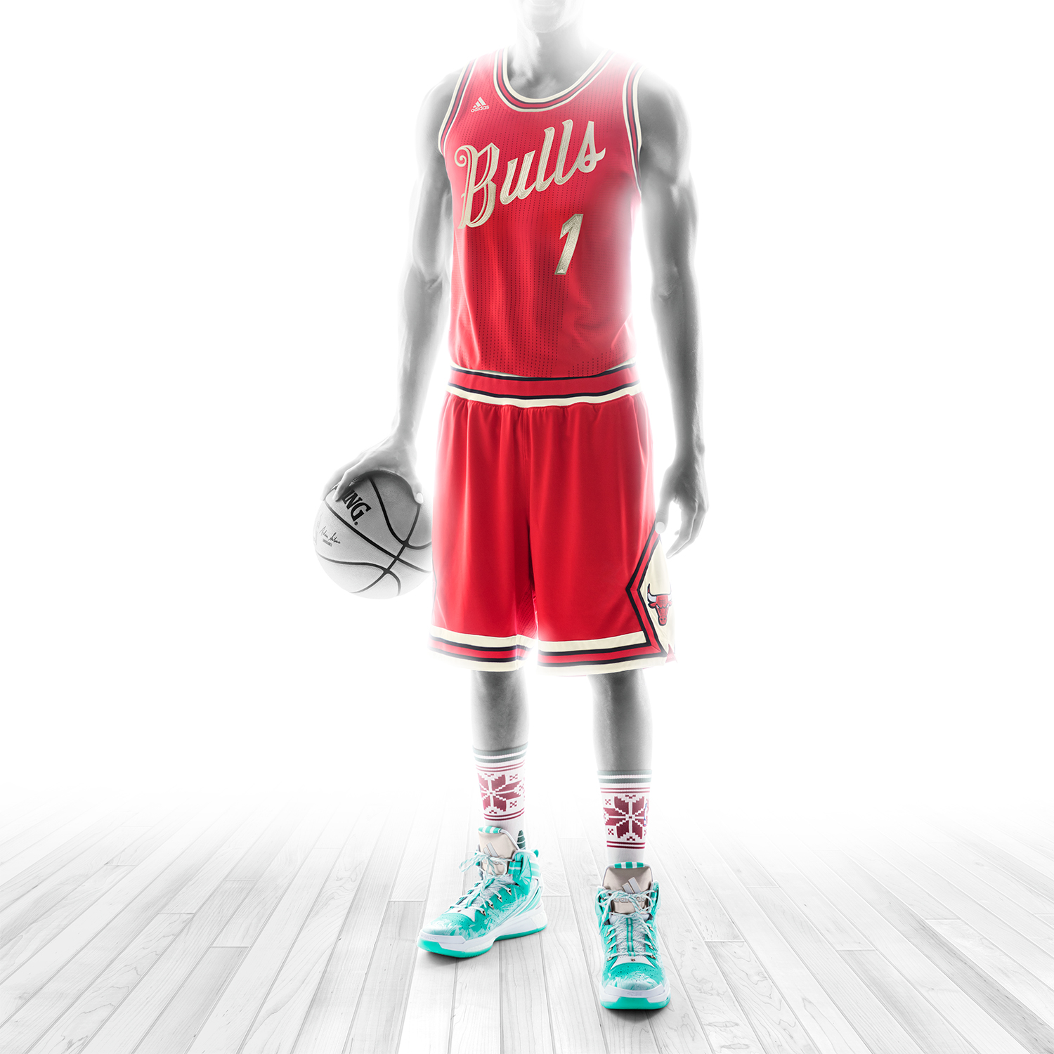 The NBA and adidas Unveil the 2015 NBA Christmas Day Games Uniforms ... 9edece8d0