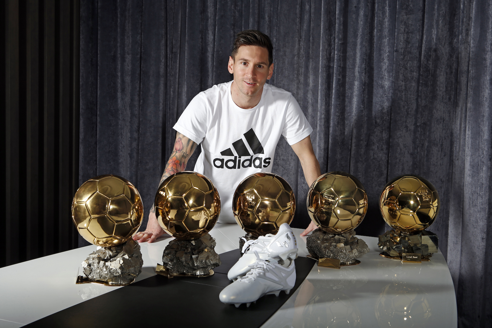 Image result for ballon d'or messi