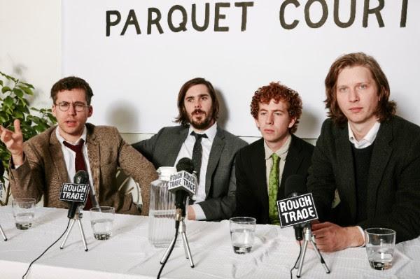 Parquet Courts Human Performance Download Archives - Pursuit
