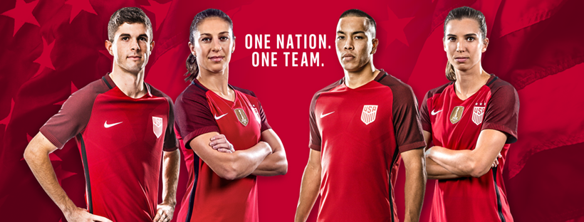 new arrival 09430 91517 Red 2017 U.S. National Team Kits Unveiled - Pursuit Of Dopeness