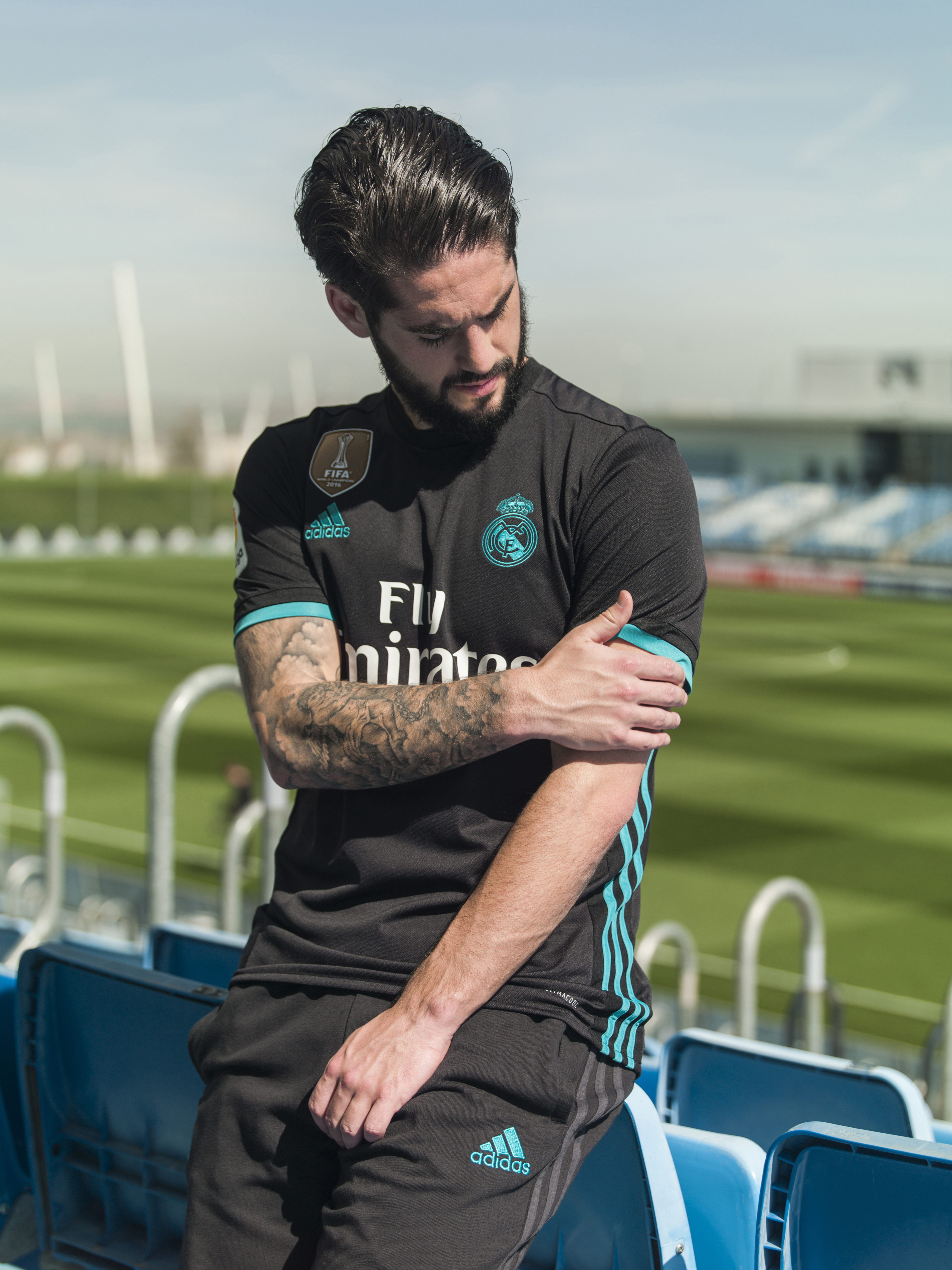 633033d4627 Real Madrid and adidas Reveal New 2017 18 Kits - Pursuit Of Dopeness
