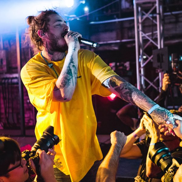 POD Photos: Post Malone at Stubb's - Austin, TX - Pursuit Of