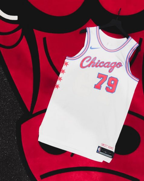 quality design ef33e eeecd Nike and the NBA Release City Edition Uniforms - Pursuit Of ...