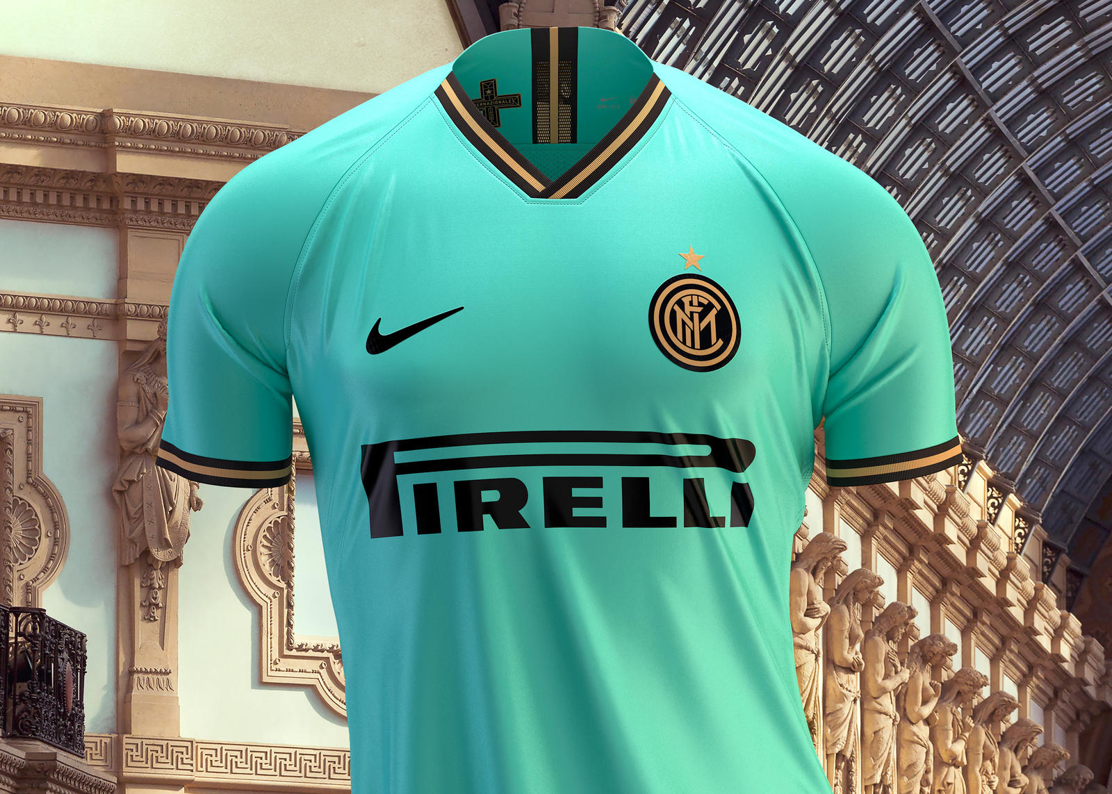 d1012bcbd Inter Milan has arguably just released the most beautiful kit of the  upcoming 2019-20 season! I can't say I follow any particular team in  Italy's Serie A so ...