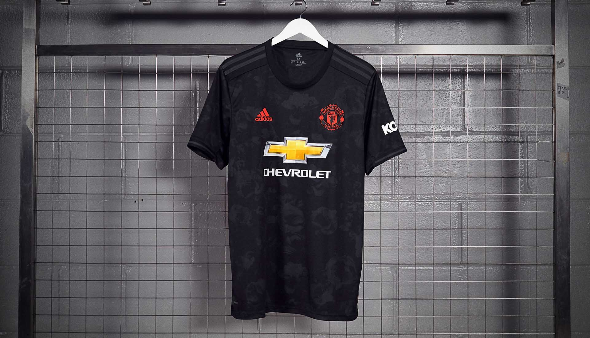 first rate 1a690 125f6 Manchester United Launch 2019-20 Third Kit - Pursuit Of Dopeness